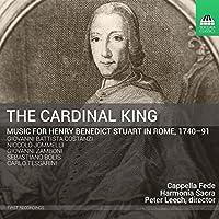 The Cardinal King 1740年から1791年:ローマにおけるヘンリー・ベネディクト・ステュアートへの音楽