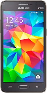 Samsung Galaxy Grand Prime GSM Unlocked Cellphone - Gray