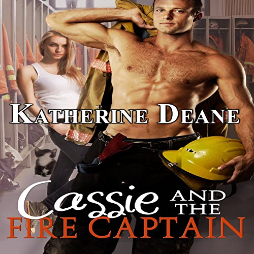 Cassie and the Fire Captain audiobook cover art
