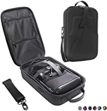 Esimen Hard Travel Case for Oculus Quest VR Gaming Headset and Controllers Accessories Waterproof Shockproof Carring Case (Black)