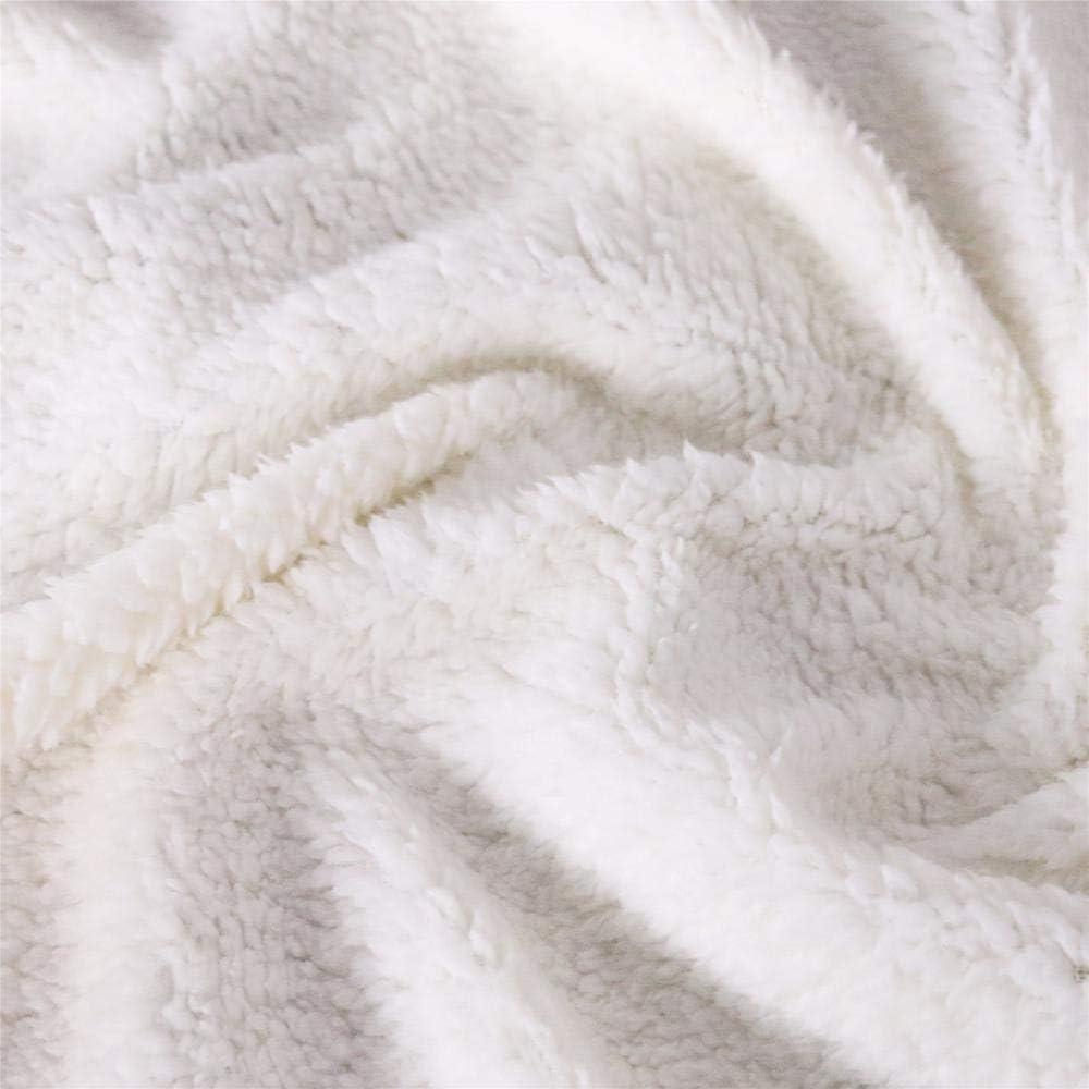 FDGDFG 3D Système Solaire Imprimé Couverture Adulte Enfant Portable Sherpa Polaire Chaud À Capuche Couverture Voyage Lit Couverture Hiver Bat-Yu12655-150X200 Cm Yu12646