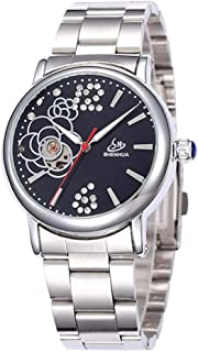 Beautiful Mechanical Watches Shenhua/Ladies Hollow Automatic Mechanical Watch