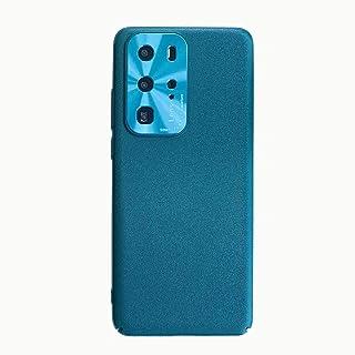 NiaCoCo Kompatibel med Huawei P40 Pro fodral hård PC silikon stötsäker ultratunn antirepor skyddande telefonfodral för Hua...