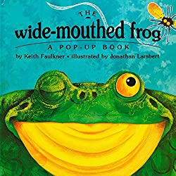 The Wide-Mouthed Frog Plus a list of all time favorite children's books, includes a free file