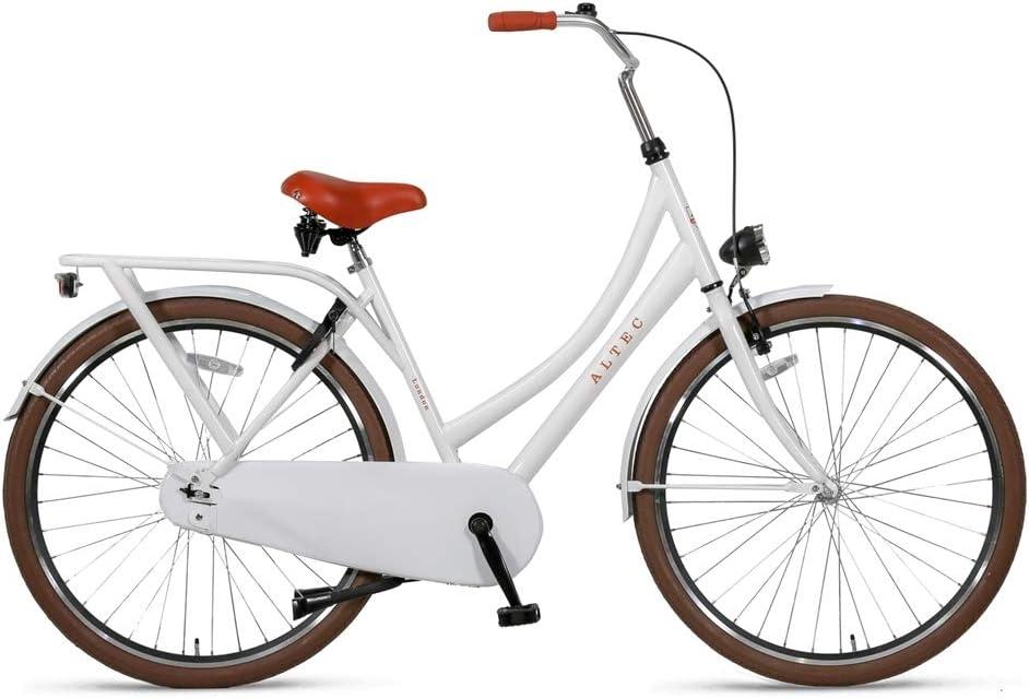 Hoopfietsen 28 Zoll Hollandrad Damen Altec London Single Speed