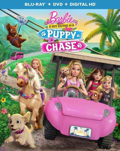Barbie & Her Sisters In A Puppy Chase [Edizione: Stati Uniti] [Italia] [Blu-ray]