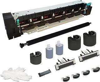 hp 5100 maintenance kit instructions