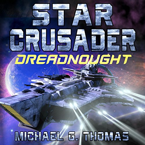 Star Crusader: Dreadnought audiobook cover art