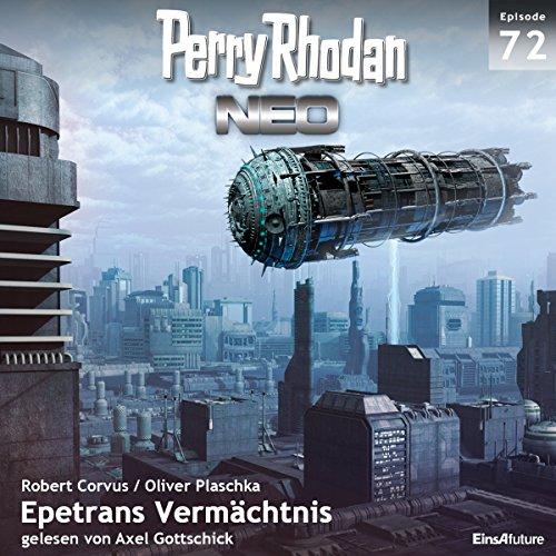 Epetrans Vermächtnis (Perry Rhodan NEO 72) Titelbild
