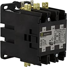 SQUARE D BY SCHNEIDER ELECTRIC 8910DPA63V02 CONTACTOR, 3PST-NO, 120VAC, 60A, PANEL