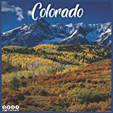 Colorado 2021 Wall Calendar: Official Colorado Travel Calendar 2021, 18 Months