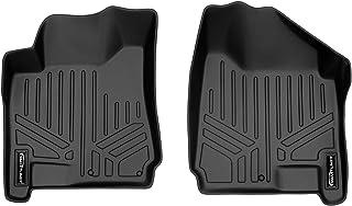 MAXLINER Floor Mats 1st Row Liner Set Black for 2010-2016 Cadillac SRX