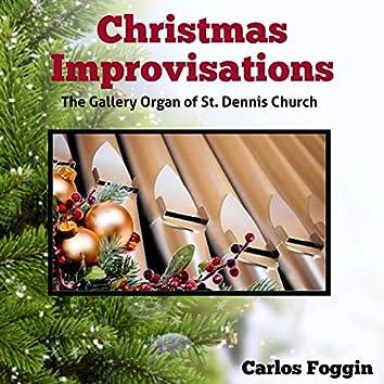 Christmas Improvisations (The Organ of St. Dennis Church)