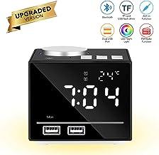 Reloj despertador inteligente multifuncional Reloj digital