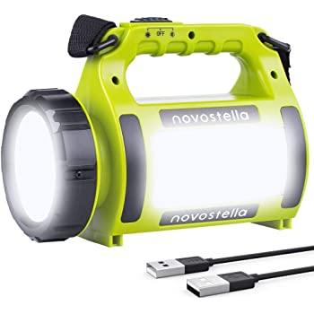 batterie//USB Power 400 MTR Multifonctions suchlampe//Camping Lampe Avec 20 fonctions