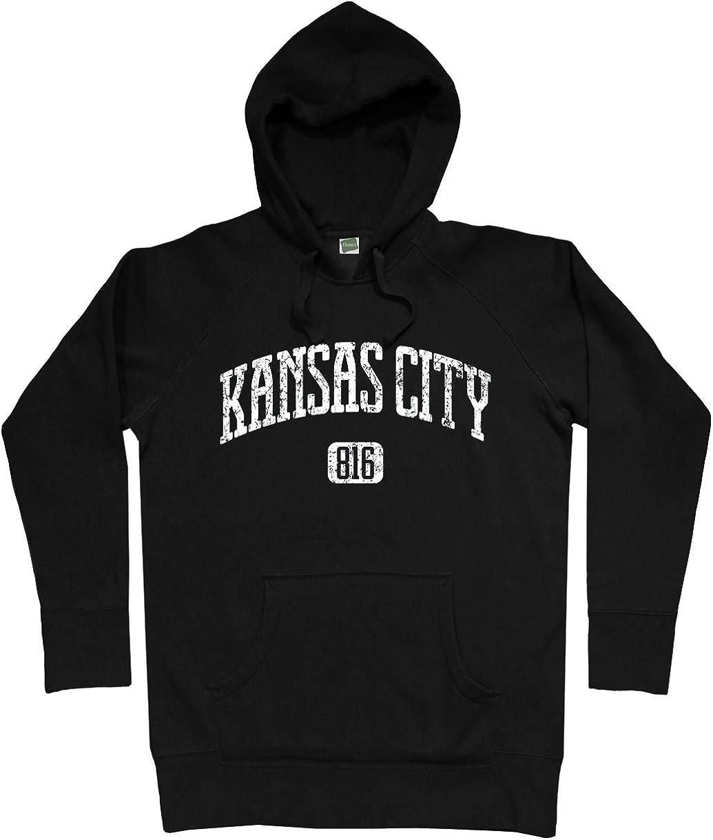 Smash Transit Men's Kansas trust Attention brand 816 Hoodie City