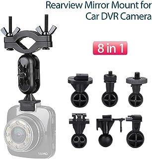 車ダッシュボードカメラ バックミラーマウントホルダークリップ G1W G1W-C G1W-B G1W-CB LS300W GT550S G1WH SJ5000x SJ4000 SJ7 Git2P YIに対応