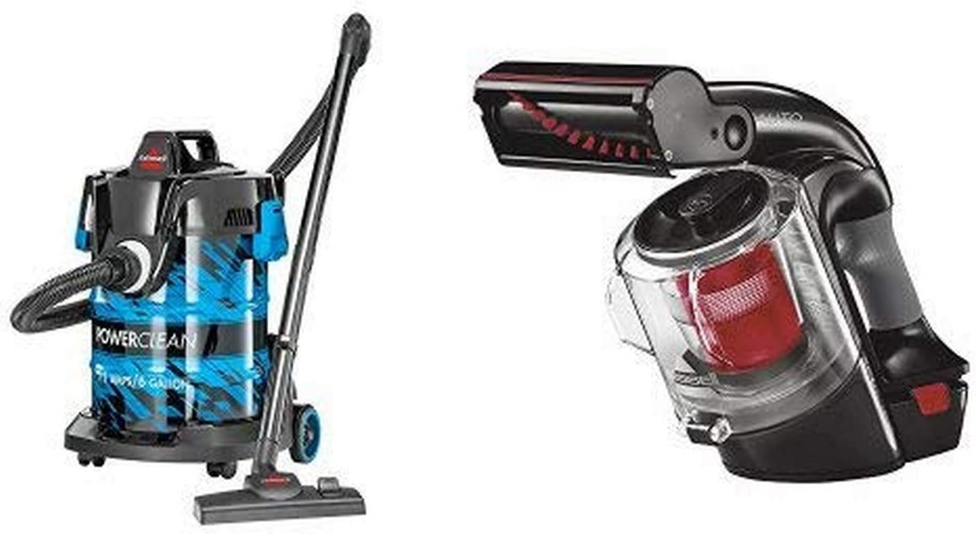 BISSELL Dealing full price reduction Purchase Garage Cleaning Bundle