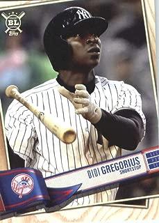 2019 Topps Big League #46 Didi Gregorius New York Yankees Baseball Card