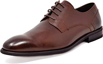 Bruno Marc Men's Classic Dress Shoes Formal Casual Leather Oxford