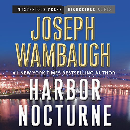 Harbor Nocturne audiobook cover art