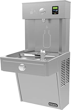 Elkay LVRC8WSK EZH2O Wall Mount Drinking Fountain and Bottle Filling Station wit, N/A