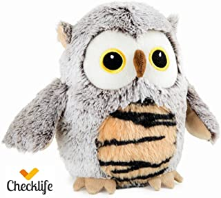 35cm Kuscheltier Stofftier owl Nici Plüschtier Eule Olinka Gelenkkopf 25 o