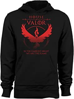 GEEK TEEZ Team Valor Men's Hoodie
