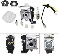 Autoparts Carburetor for Zama RB-K93 Echo SRM-225 GT-225 PAS-225 Air Filter Fuel Line Kit