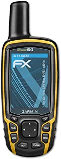 9H Hybrid-Glass FX Vetro temperato da plastica protettivo atFoliX Pellicola Protettiva in Vetro plastica compatibile con Garmin inReach Mini Pellicola Vetro