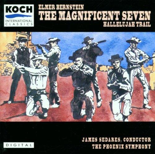 13 best elmer bernstein's the magnificent seven for 2021