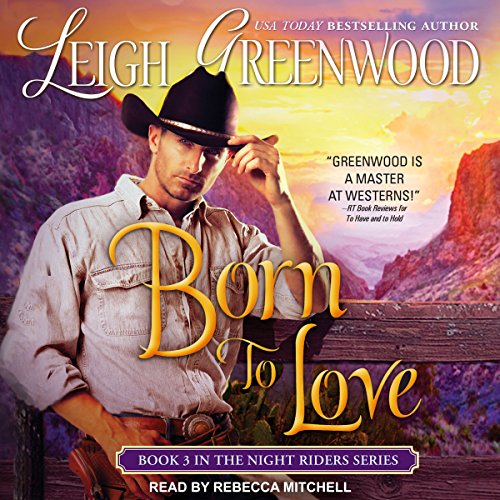 Born to Love audiobook cover art