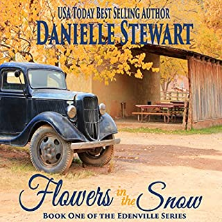 Flowers in the Snow (Betty's Book) cover art