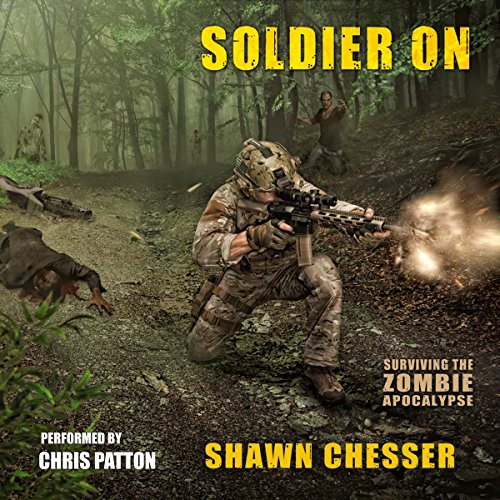 Soldier On cover art