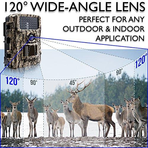 Foxelli 14MP Trail Camera
