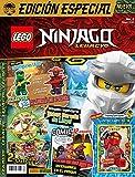 Lego Ninjago Legacy: ¡Lloyd y Samurái de Piedra. Vol.4