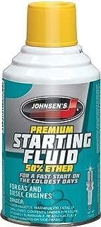 Johnsen's 6732-12PK Premium Starting Fluid - 7.2 oz., (Pack of 12)