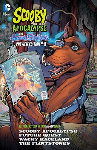 Scooby Apocalypse/Hanna-Barbera Preview Book (2016) #1 (Scooby Apocalypse (2016-2019))