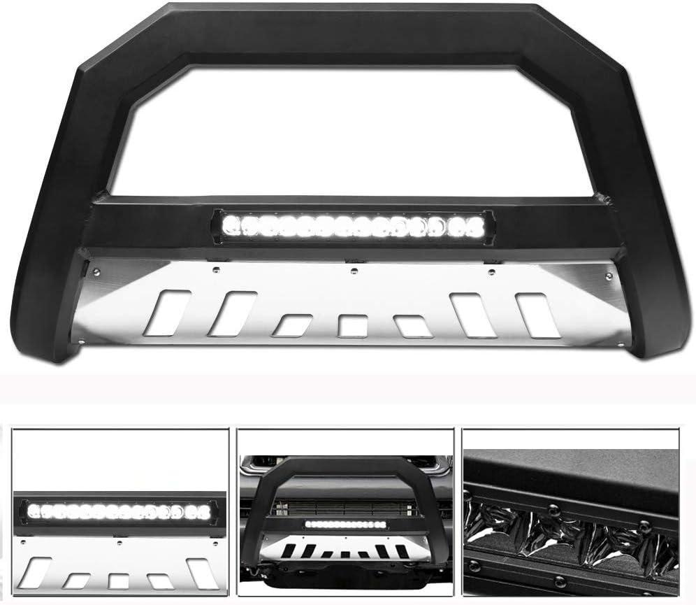 VXMOTOR Discount mail order Wholesale for 2005-2015 Toyota Tacoma Matte AVT - Style Black Blk
