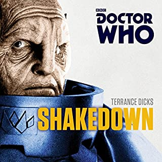 Doctor Who: Shakedown cover art