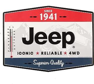 vintage jeep sign