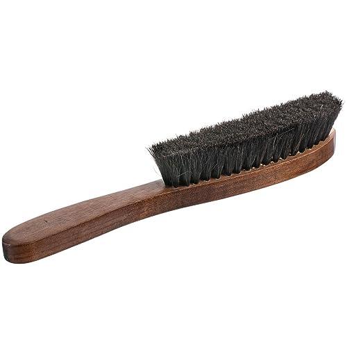 d8b32e550a2 Home-it Hat Brush 100% Horse Hair bristles Good Grip