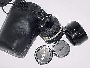 Nikon Nikkor Ai-S 85mm F2.0 F/2.0#9959