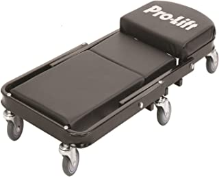 "Pro-LifT C-9100 Black 450 Pounds 40"" Foldable Z Creeper-450 LBs"