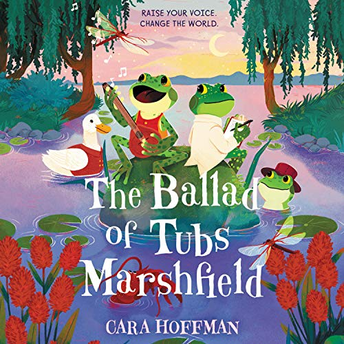 The Ballad of Tubs Marshfield Audiobook By Cara Hoffman cover art