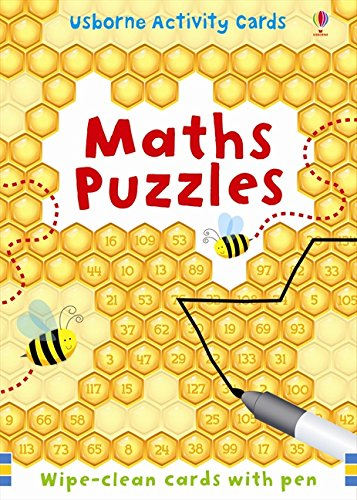 Maths Puzzles Activity and Puzzle Cards