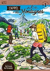 L'appel des montagnes, tome 1 par Tetsuo Utsugi