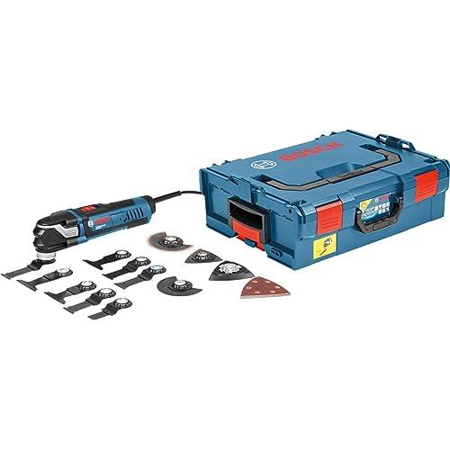 Bosch Professional 0601231001 Utensile Multifunzione GOP 40-30, 400 W, 230 V, Blu