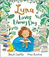 Luna Loves Library Day (Luna Loves..., 1)
