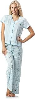 Women's Pointelle Short Sleeve Pajama Set
